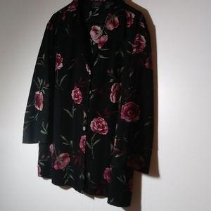Size 22 Laura Scott rose blouse